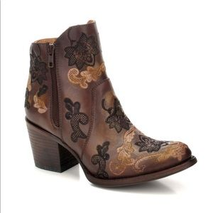 Corral Ankle Boots